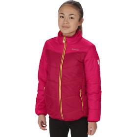 Regatta Icebound III Jacket Kids Persian Red/Duchess